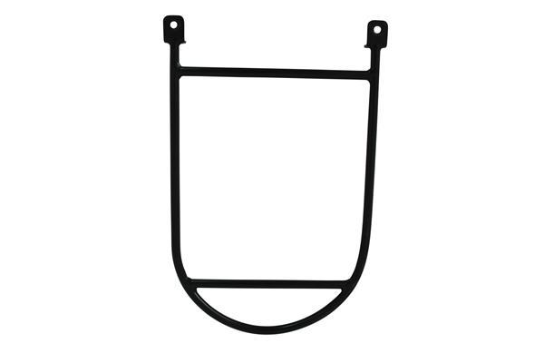 Britch side frame for bike pannier