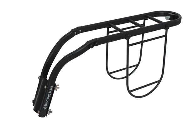 DutchDog Britch univeral rack with 2 side frames