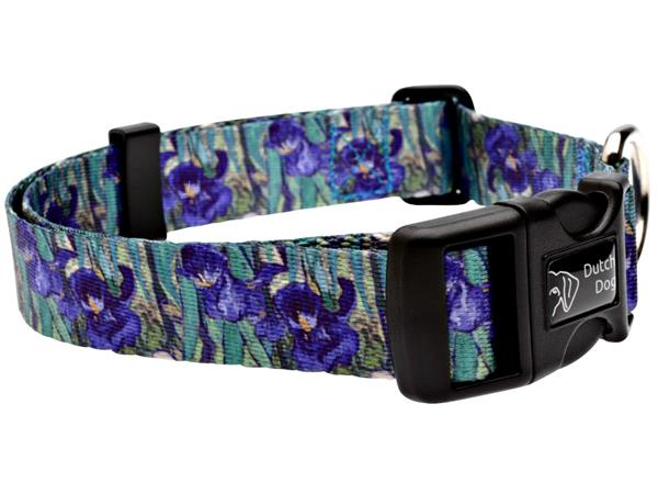 Dog Collar Irises Van Gogh