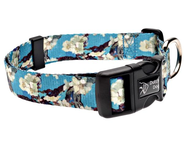 Dog Collar Almond Blossoms Van Gogh