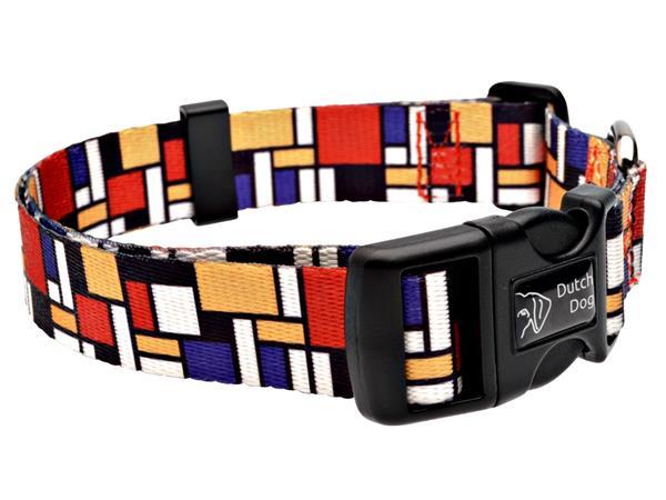 Dog Collar Mondrian