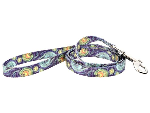 Dutch Dog Amsterdam Eco Friendly Van Gogh Fashion Dog Leash