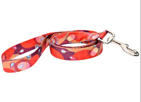 Dutch Dog Amsterdam Fashion Dog Leash Ruby Harvest
