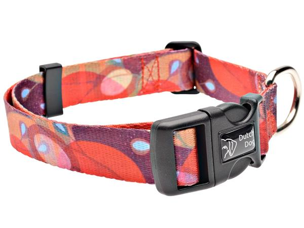 Fashion Dog Collar Ruby Harvest