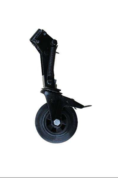 Kickwheel for Britch tow arm