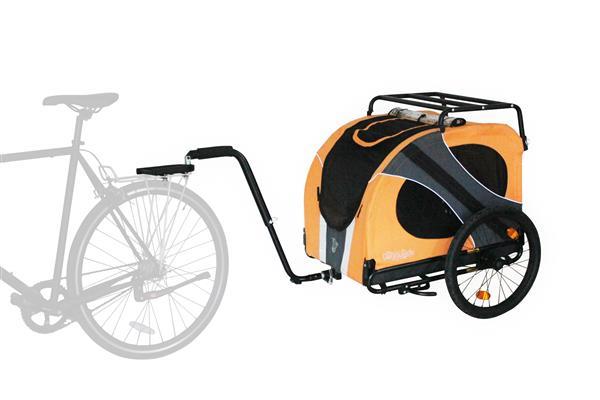 DoggyRide Novel15 dog bike trailer